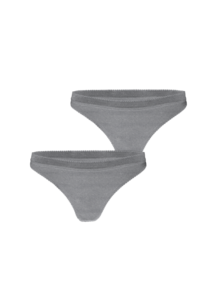 Core Thong 2-pack