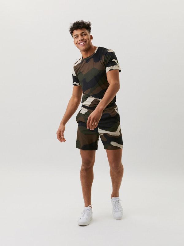 Borg 4-Way Stretch Shorts