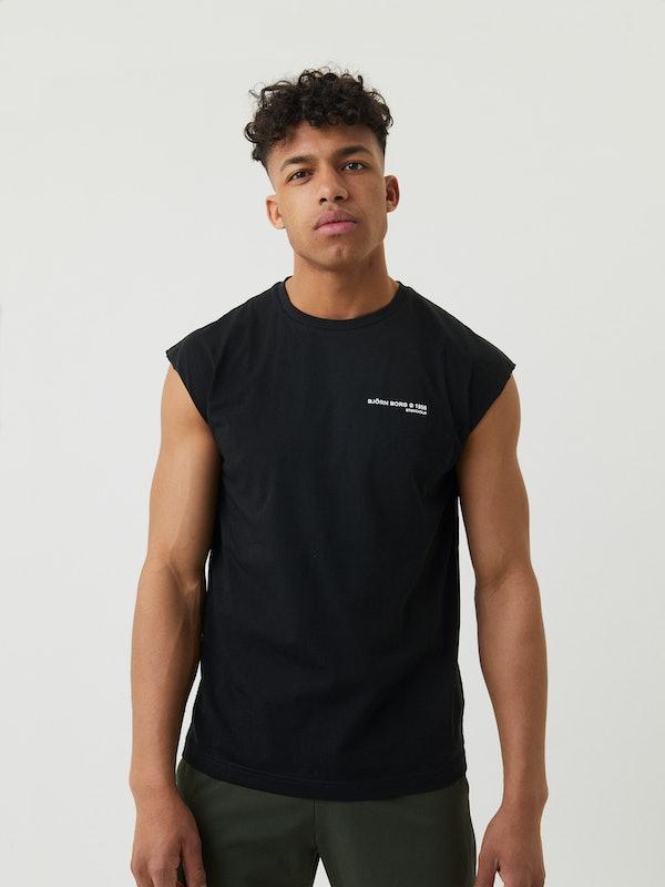 Sthlm Sleeveless T-Shirt