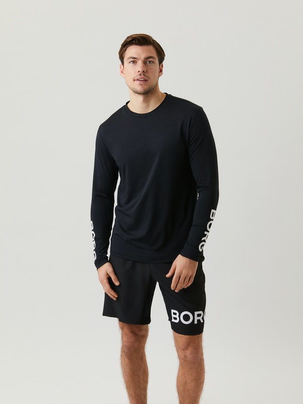 Borg Long Sleeve T-Shirt