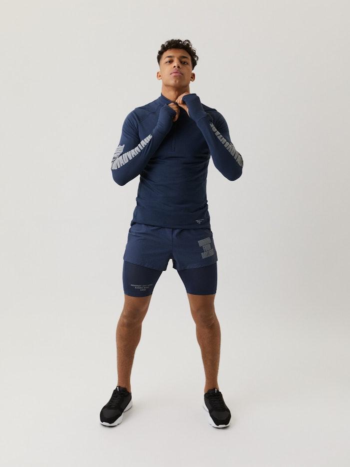 2 In 1 Night Shorts