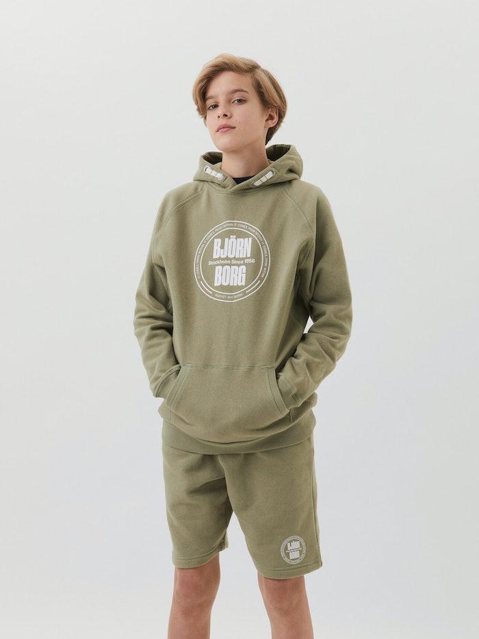 Junior Borg Sport Hood