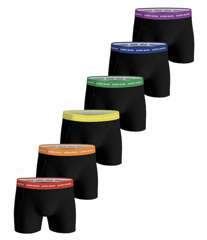 Pride Essential Shorts 6-Pack
