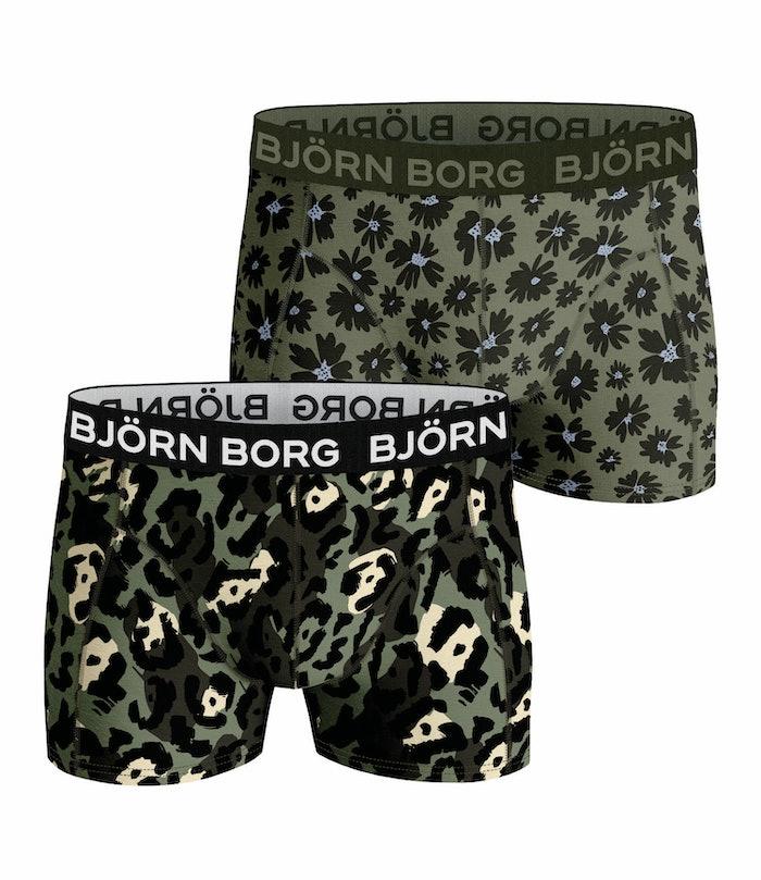 Camodots Boys Shorts 2-pack