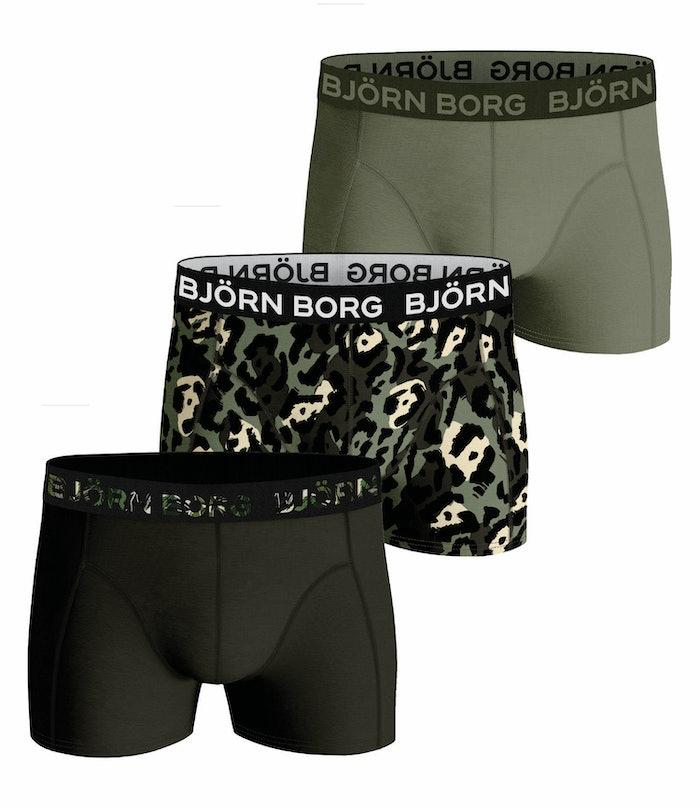 Camodots Boys Shorts 3-pack