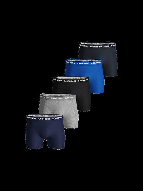 Essential Boxer 5-pack