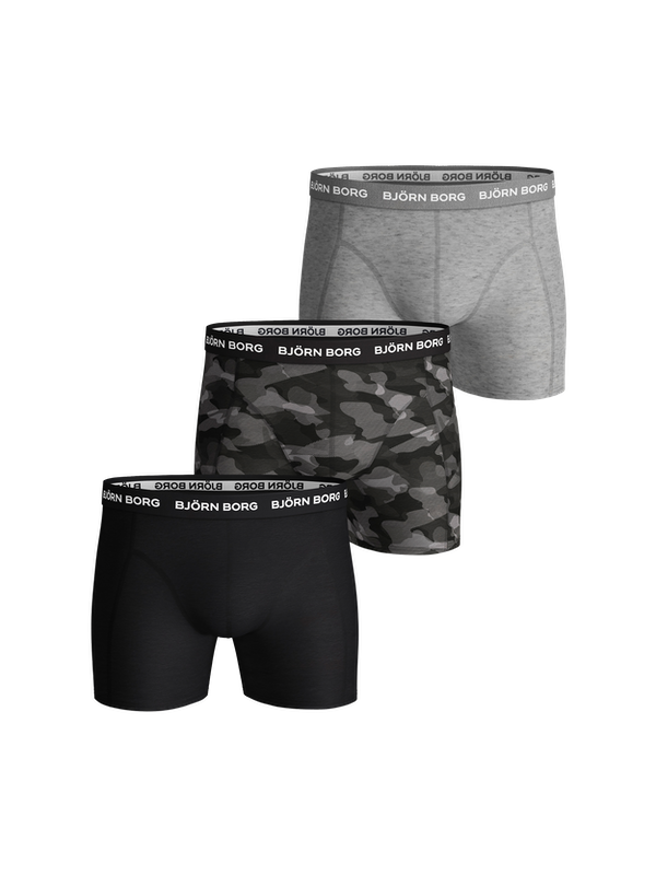 Essential Boxers 3-pack
