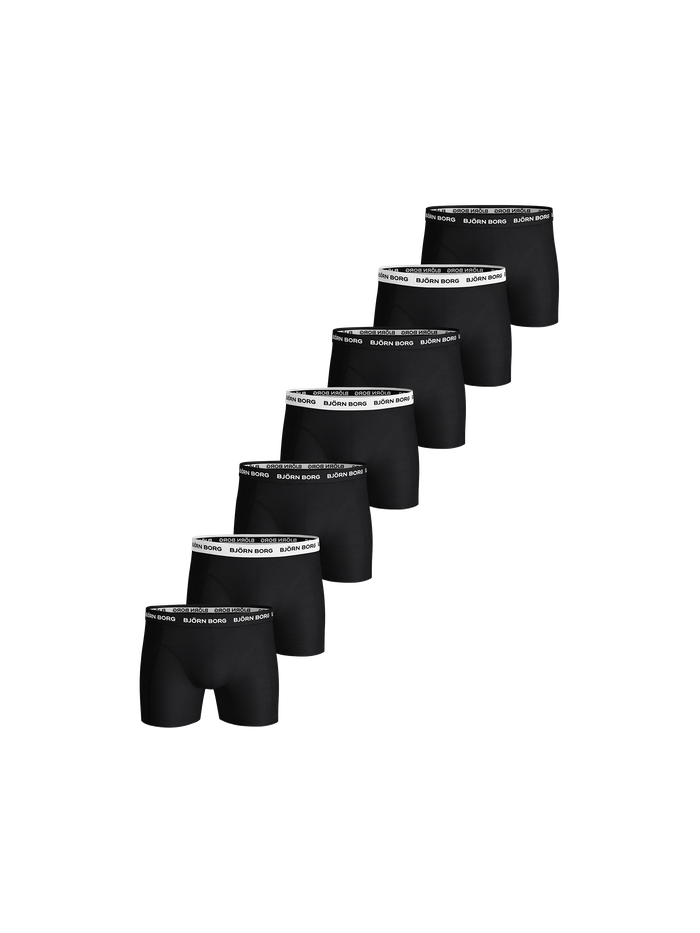 Essential Boxers 7-pack