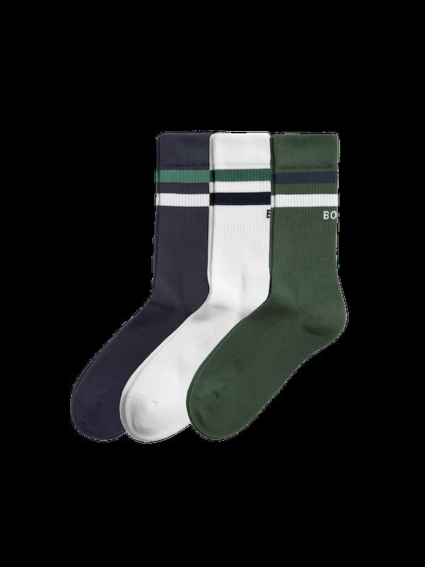 Core Crew Socks 3-pack