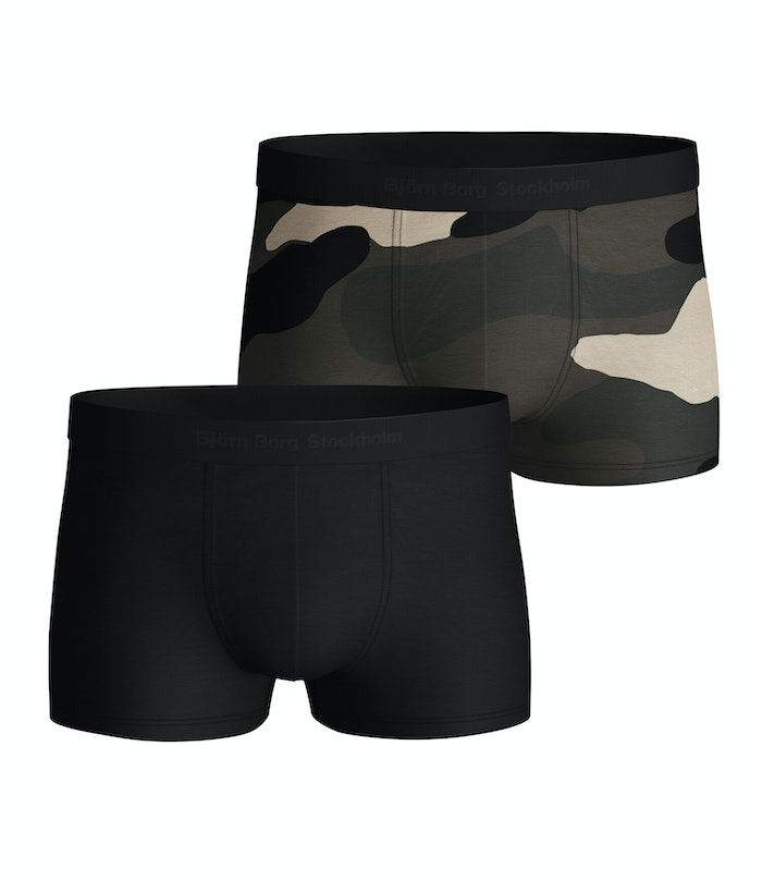 Peaceful Lyocell Trunks 2-pack