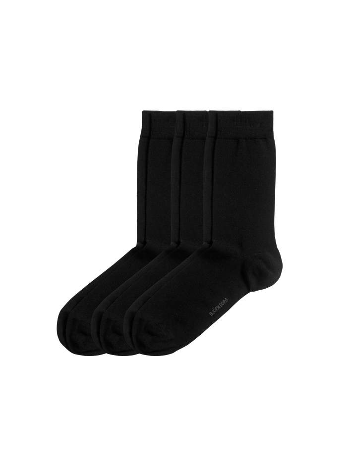 Core Ankle Socks 3-pack