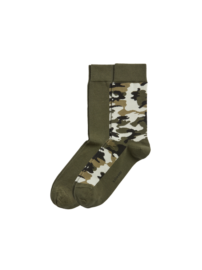 Core Ankle Socks 2-pack