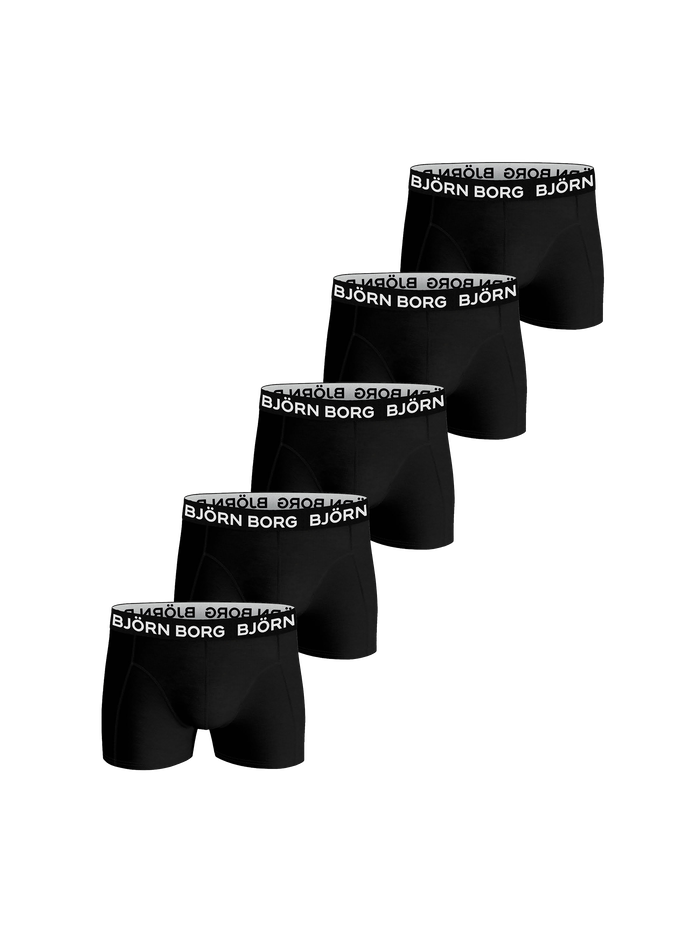 Core Boxer 5-pack