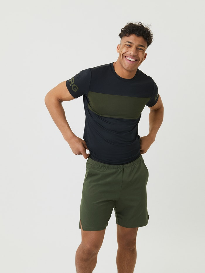 Borg Stripe T-Shirt